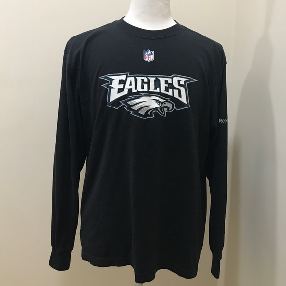 0c30f2388 Reebok NFL Philadelphia Eagles Long Sleeve Medium